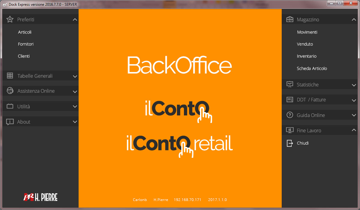 03-Menu-Principale-BackOffice-ilConto